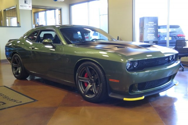 new 2018 dodge challenger srt hellcat coupe in tacoma d180426